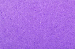Handmade paper texture. Violet handmade paper texture or background Stock Photo