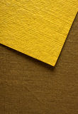 Handmade papers Stock Image