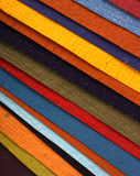 Handmade papers Royalty Free Stock Images