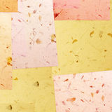 Handmade Papers Stock Photography