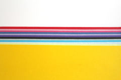 Handmade papier zdjęcia stock