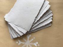 handmade papier Obraz Royalty Free
