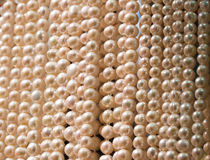Handmade pearl beads