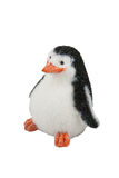 A handmade pinguin toy Royalty Free Stock Photography
