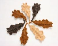 Handmade product, holiday, knitting ornament, Christmas Royalty Free Stock Photo
