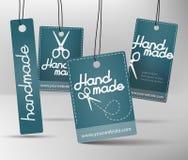 Handmade Product Label Royalty Free Stock Photos