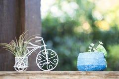 Handmade projekta mały gliniany garnek Obraz Stock