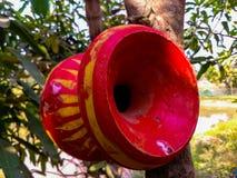 Handmade ptaka gniazdeczko obrazy stock