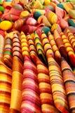 Handmade Purses Stock Photography