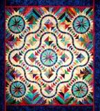 handmade quilt Стоковая Фотография