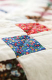 Handmade Quilt Stock Images
