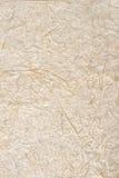 Handmade rice paper Stock Image