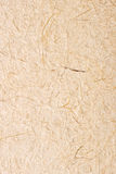 Handmade rice paper texture Royalty Free Stock Images