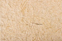 Handmade rice paper texture Royalty Free Stock Photography