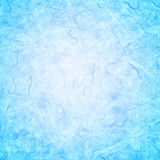 Handmade rice paper texture. Handmade blue rice paper texture Stock Photography