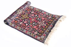 Handmade rug. From Ayzerbadzhan Royalty Free Stock Photos