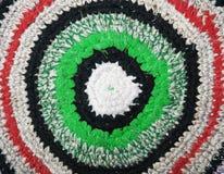 Handmade rug Stock Image