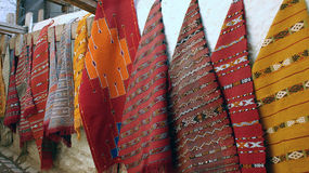 Handmade rugs Stock Image