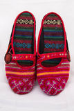 Handmade Shoes Stock Photo