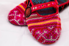 Handmade Shoes Stock Photos