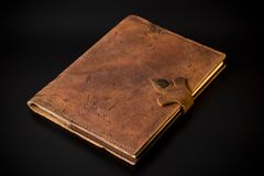 handmade sketchbook Стоковое Фото