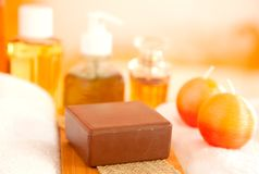 Handmade Soap Stock Photography
