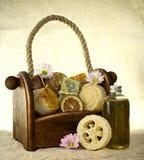 Handmade soap. Stock Photography