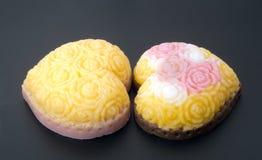 Handmade soap Royalty Free Stock Photos