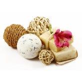 Handmade Soap closeup Royalty Free Stock Image