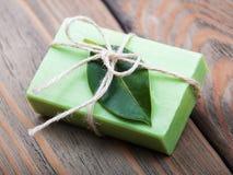 Handmade soap Stock Photos