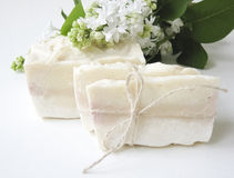 Handmade Soap Stock Photo