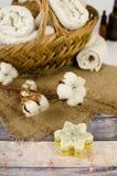 Handmade soap Royalty Free Stock Photo