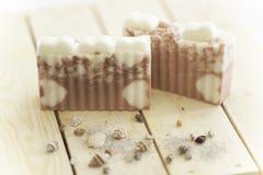 Handmade soap royalty free stock image