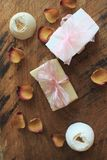 Handmade Soap ,Spa products Stock Photos
