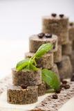 Handmade soap stack Stock Image