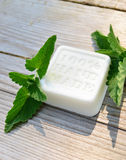 Handmade soap Royalty Free Stock Photography
