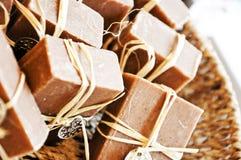 Handmade soaps Stock Photo
