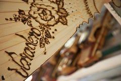 Handmade Souvenir From Varadero Cuba Stock Photo
