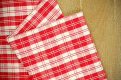 Handmade Tablecloth. Stock Images