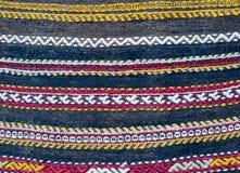 Handmade tapestry Stock Image