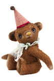 Handmade teddy bear Stock Photography