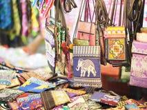 Handmade torba Tajlandia Zdjęcie Royalty Free