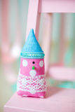 Handmade  toy Royalty Free Stock Photography