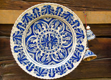 Handmade traditional pots Royalty Free Stock Photos