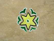 Handmade Tribal art Royalty Free Stock Photos
