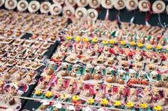 Handmade trinkets Royalty Free Stock Photos