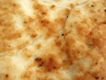 Handmade Turkish bread stock images