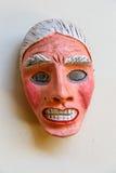 Handmade typical nicaraguan mask  Stock Image