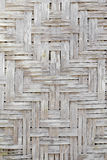 Handmade wood basketry weave Stock Photos