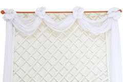 Handmade wooden and cloth. Backdrop with handmade wooden and cloth stock image